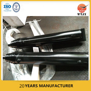 5 Stage North America Type Cylinder Front-End Hydraulic for The Heavy Duty Trailers pictures & photos