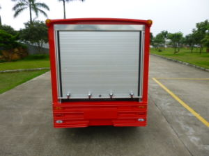 Electric Fire Fighting Truck for Sale pictures & photos