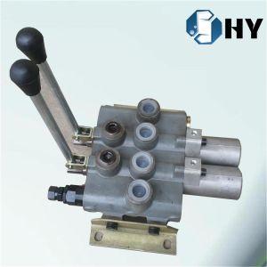 Hydraulic valve piezo Hand spool Flow control valve Monoblock valve pictures & photos