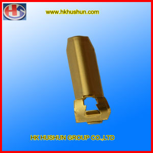 Large Current V Slot Electric Plug Terminals (HS-CZ-0023) pictures & photos