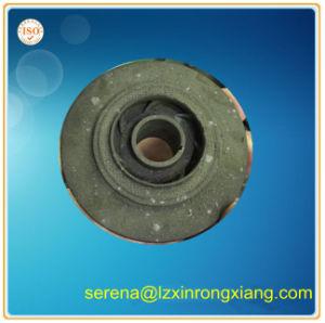 Ductile Iron Cast Iron Impeller Pump Impeller pictures & photos