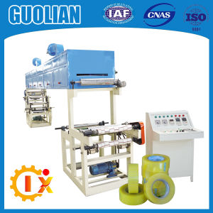 Gl-500b Carton Adhesive BOPP Tape Coating Machine pictures & photos
