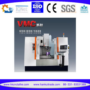 Small Size Vertical Machining Center for Tranining Vmc420L pictures & photos
