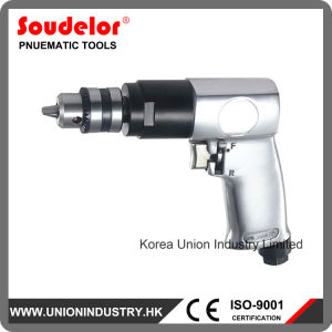 Heavy Duty Power Drill Driver 3/8 Inch Pistol Type Air Hand Drill pictures & photos