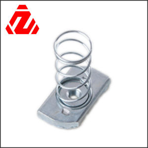Custom 304 Stainless Steel Spring Nut pictures & photos