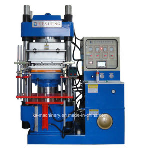 Vacuum Molding Machine/Vulcanizer/Pressfor Rubber Band (25V2S) pictures & photos