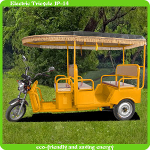 Battery Operated Electric Tricycle with Stable Performance and Beautiful Appearance