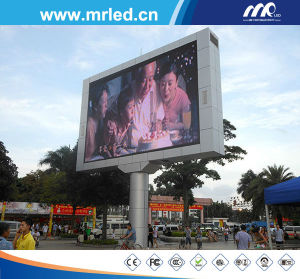 LED Display Screen Outdoor for Advertising pictures & photos
