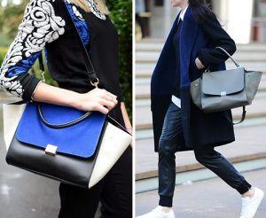 New Trend Trapeze Ladies Handbag pictures & photos