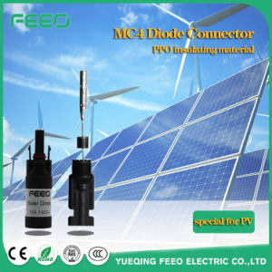 Fast Mc4 Solar Connector Diode for PV Module Production Line pictures & photos