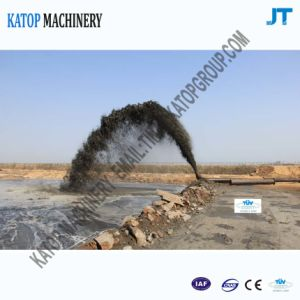 Efficient Sea Sand Dredger Machine for Land Reclamation pictures & photos