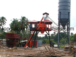 2015 New Type Concrete Batching Plant Cbp30 pictures & photos