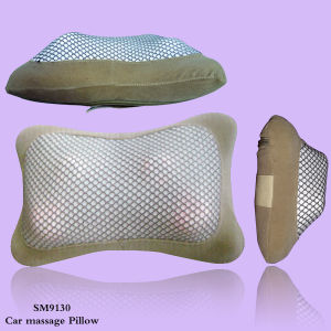 Electric heated massage pillow (SM9130) new healthcare product