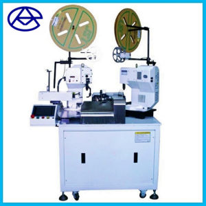 Wire Cutting Stripping and Crimping Machine Am202/ Multi-Function Cable Making Machine