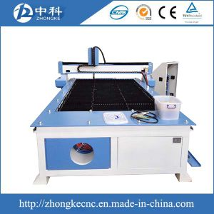Carbon Steel Pipe CNC Plasma Cutting Machine for Sale pictures & photos