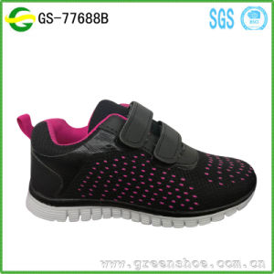 2017 New Design Girl Shoes Child Casual Shoes for Sale pictures & photos