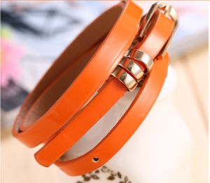Fashion Belt/ PU Belt/ Lady′s Belt/ Women Belt-St001