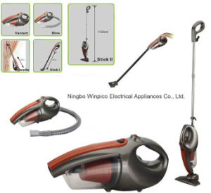 2 in 1 Hand-Held&Sticker Vacuum Cleaner pictures & photos