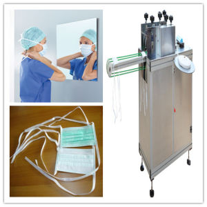 Medical Surgical Cleaning Supplies Face Mask Making Machine pictures & photos