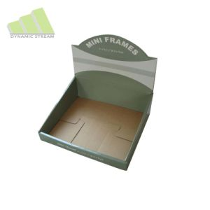 Hot Sale Paper Display Stands with Custom Packing Stands