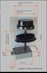 Safe Box Lock, Safe Lock, Combination Lock (AL-106, 306, 506) pictures & photos