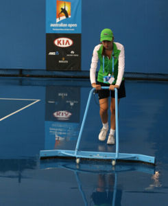 Aluminum Rain Shuttle for Australian Open (TP-033) pictures & photos