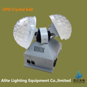 Alite Lighting 12PCS 3W UFO Double Head Crystal Ball Magic Ball Light