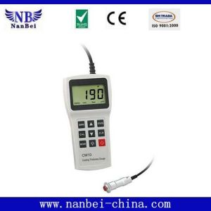 Eddy Current Method (NFe) Coating Thickness Gauge pictures & photos