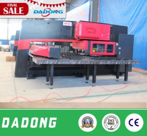 China Dadong CNC Power Press Punching Machine with Oversea Service pictures & photos