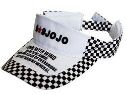 Hot Sale Summer Cool Printed Sun Visor Hat pictures & photos