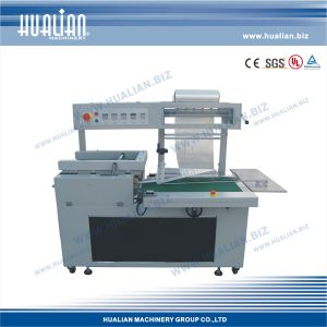 Hualian 2017 Auto Sealing Cutting Machine (BSF-5640L) pictures & photos