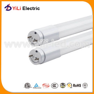 ETL cETL TUV White LED T8 Tube Light Frosted PC+Al.
