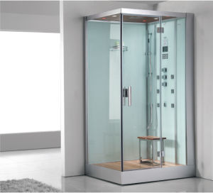 2016 New Style Luxury Steam Shower Enclosure with Control Panel Asts1060 pictures & photos