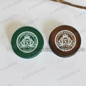 Printed Metal Aluminum Cosmetic Cream Jar pictures & photos