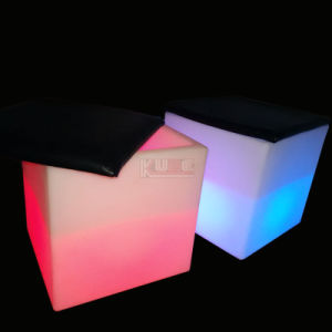 Indoor/Outdoor Wireless LED 16 Color Changing Waterproof Chair with Cushion pictures & photos