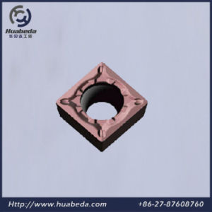 Coated Tungsten Carbide Cutting Insert, Cemented Carbide Turnining Inserts, Ccmt