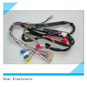 China Factory of OEM Motorcycle Wiring Harness pictures & photos