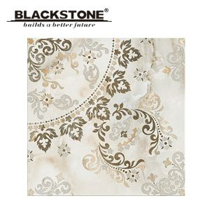 Flower Pattern Glazed Porcelain Floor Tile 600X600 (6161502) pictures & photos
