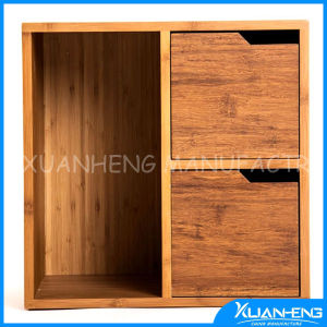 High Quality Small Tiger Bamboo Box for Office Using pictures & photos