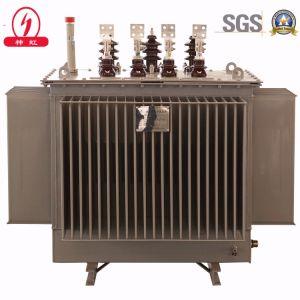 15kv/0.4kv 11kv/0.4kv Oil-Immersed Distribution Transformer pictures & photos