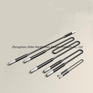 Molybdenum Disilicide Heater, Various Type Mosi2 Heating Element pictures & photos