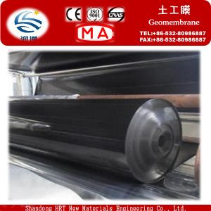 Plastic Film for Railway Construction, HDPE Geomembrane pictures & photos