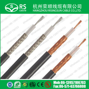 Mil-C-17 Standard 50ohm Coaxial Cable Rg58, Rg58A/U, Rg58c/U