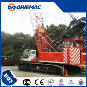 Hot Zoomlion 100 Ton Crawler Crane Quy100 for Sale pictures & photos