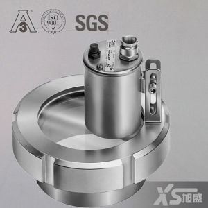 Ss304 Ss316L Weld Union-Type Sight Glass with Lamp pictures & photos