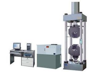 Electronic-Hydraulic Universal Testing Machine pictures & photos