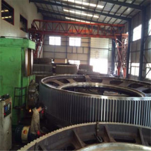 45 Module Large /Heavy Cast Girth Ring Gear for Kiln pictures & photos