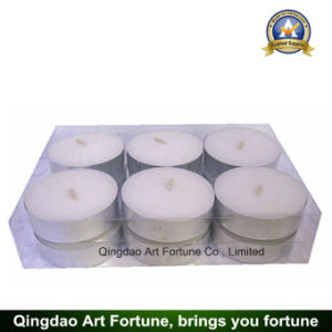 9hour White Unscented Tealights Candle for Home Decor pictures & photos