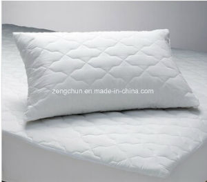 Anti Allergy Quilted Pillow Protector pictures & photos