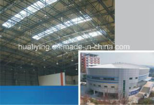 Steel Space Frame Structure of The Gymnasium pictures & photos